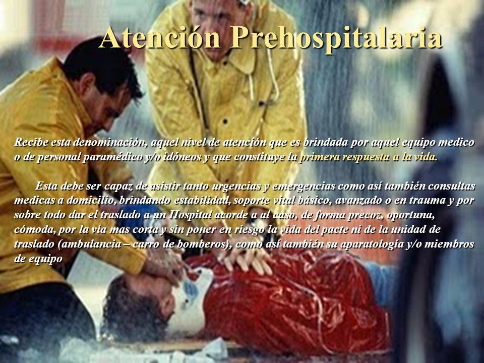Beneficios 1) Salvar muchas vidas 2) Reduce el numero de consultas hospitalarias 3) Reduce el tiempo de llegada al hospital 4) Mejora el pronostico de vida del paciente previo a su arribo al hospital 5) Es la primera respuesta medica que llega al pacte ante cualquier caso de urgencia