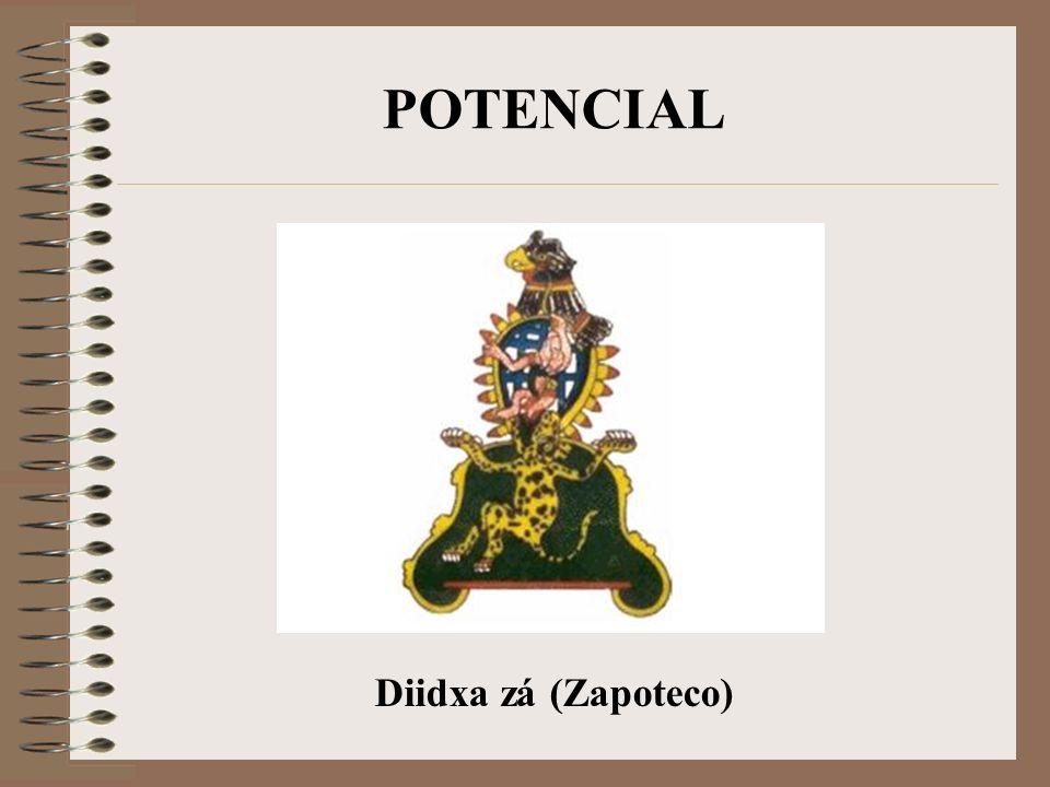POTENCIAL Diidxa zá (Zapoteco)