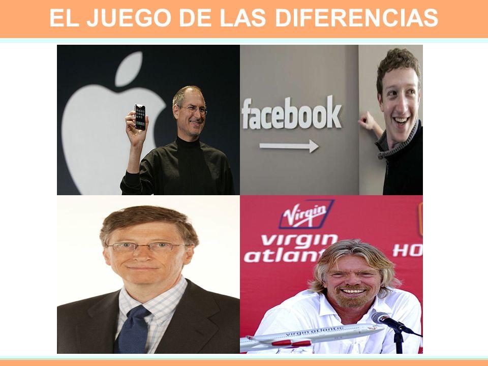 EL JUEGO DE LAS DIFERENCIAS