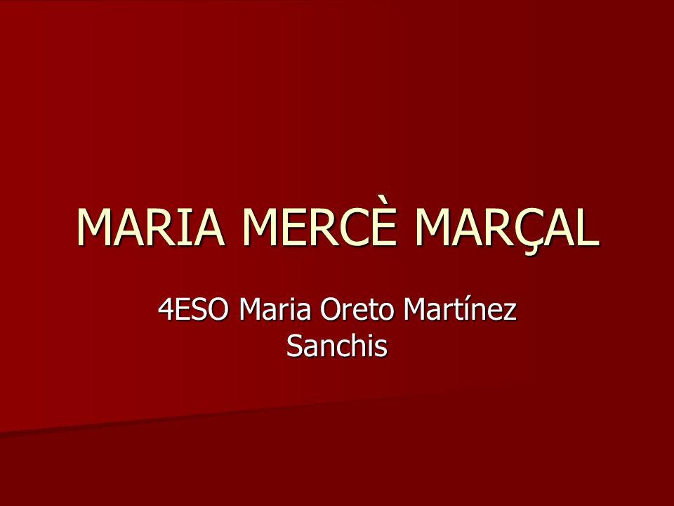 DIVISA Maria Mercè Marçal i Serra (Barcelona, 13 de novembre de 1952- Barcelona, 5 de juliol de 1998) va ser una poeta, catedràtica de català, narradora i traductora catalana, i també activista feminista, lesbiana, nacionalista catalana i per un temps, editora.