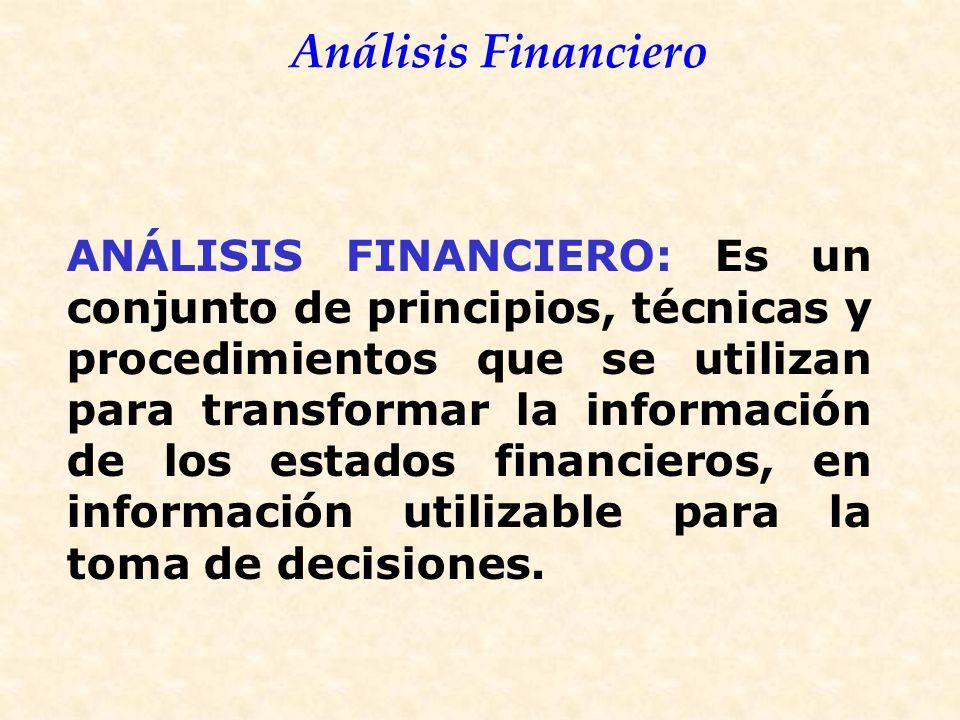 Análisis Financiero Alexander Zuluaga Brand63 RELACIONES LABORALES: Se presentan casos de empresas exitosas que fracasan por dificultades de tipo laboral, por lo que este es un riesgo que no se puede ignorar.