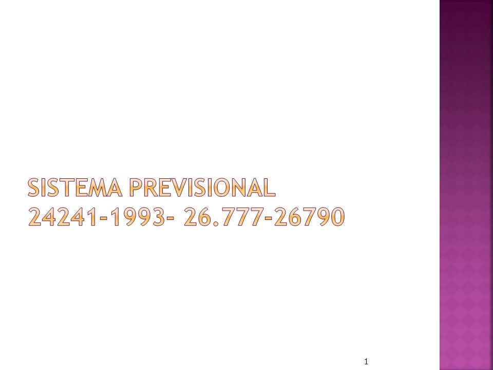 ANTECEDENTES HISTÓRICOS DE LA LEGISLACIÓN PREVISIONAL 1904- LEY 4349-CREACIÓN DE LA CAJA NACIONAL DE PREVISION PARA EL PERSONAL DEL ESTADO.