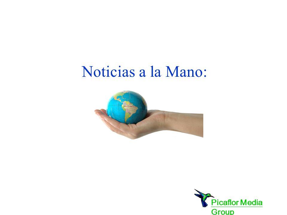 Noticias A La Mano (NAM) es un servicio de noticias desde el mercado neoyorquino para organizaciones de noticias en Los Estados Unidos y Latinoamerica - producido por los mejores y mas experimentados periodistas de nuestros países.