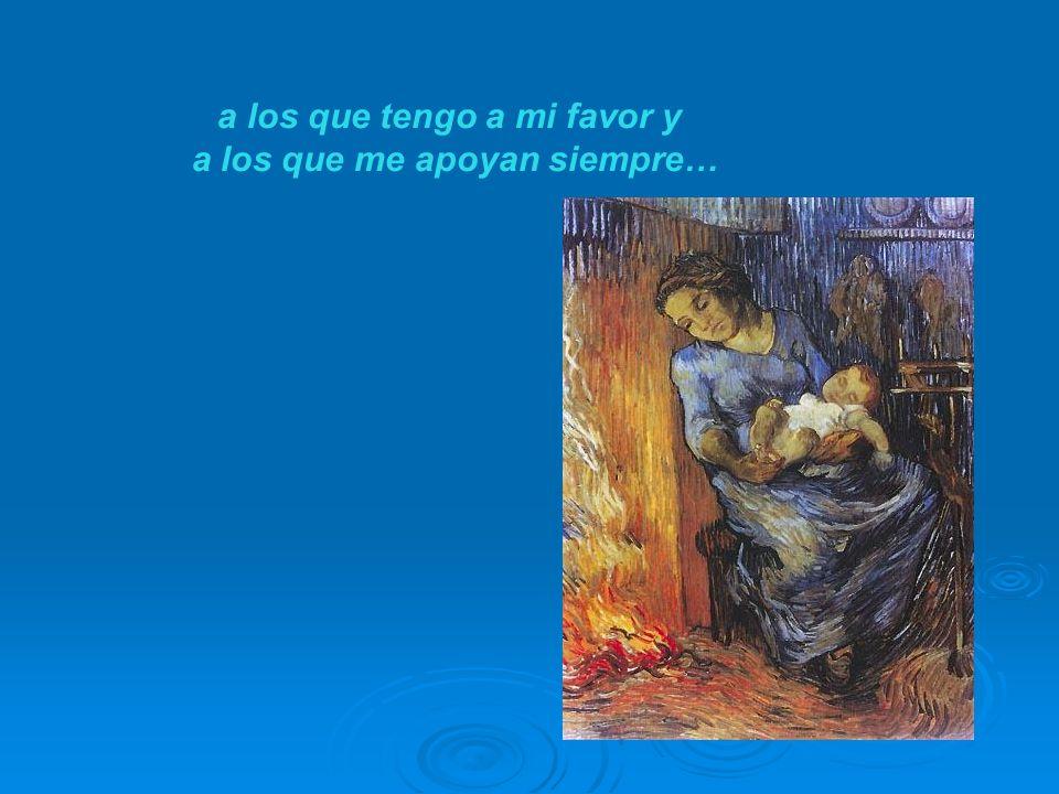 …a los que se alegran conmigo En sincronizARTE y a los que sufren mis penas…