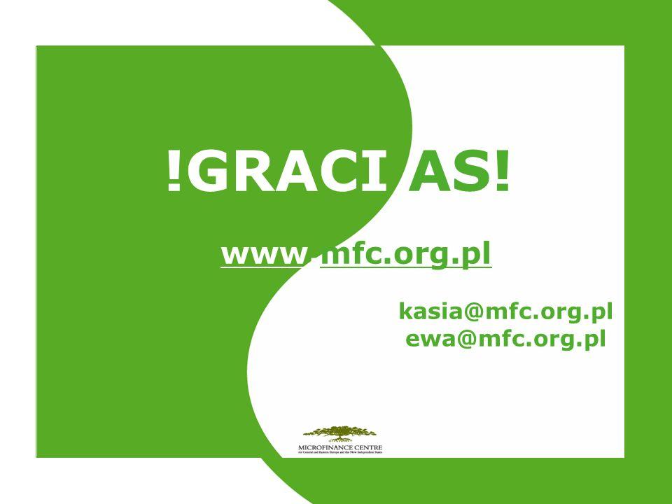 !GRACI AS! www.mfc.org.pl kasia@mfc.org.pl ewa@mfc.org.pl