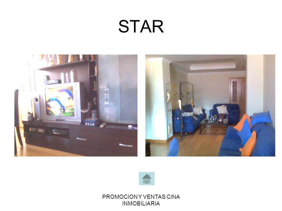 PROMOCION Y VENTAS CINA INMOBILIARIA STAR