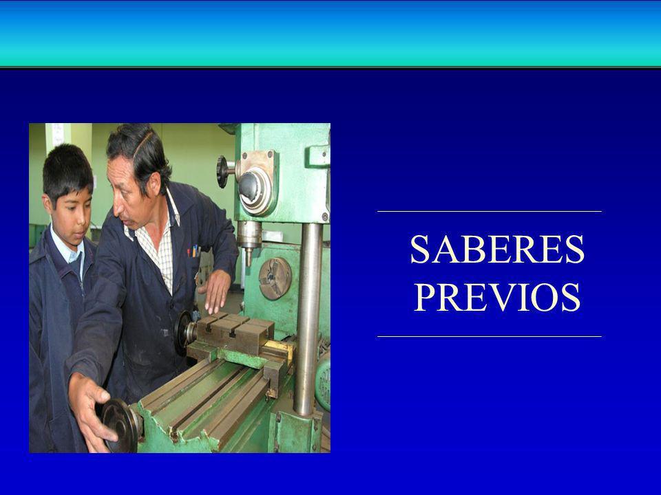 SABERES PREVIOS