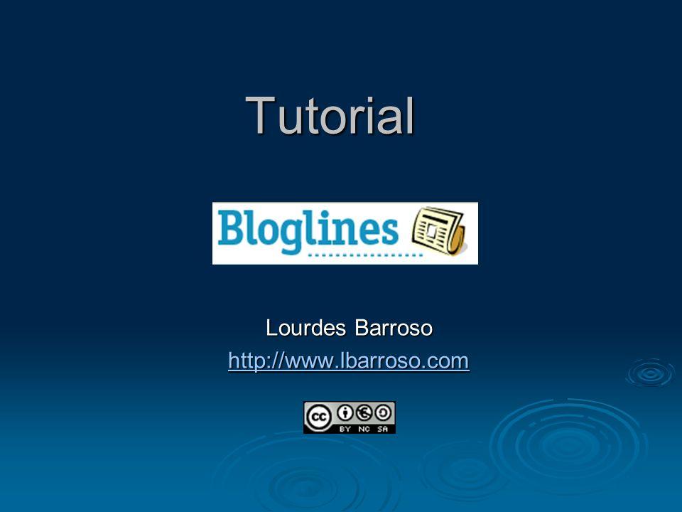 Tutorial Lourdes Barroso http://www.lbarroso.com