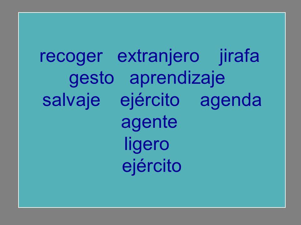 recoger gesto aprendizaje salvaje agenda jirafa agente ligero extranjero jirafa ejército