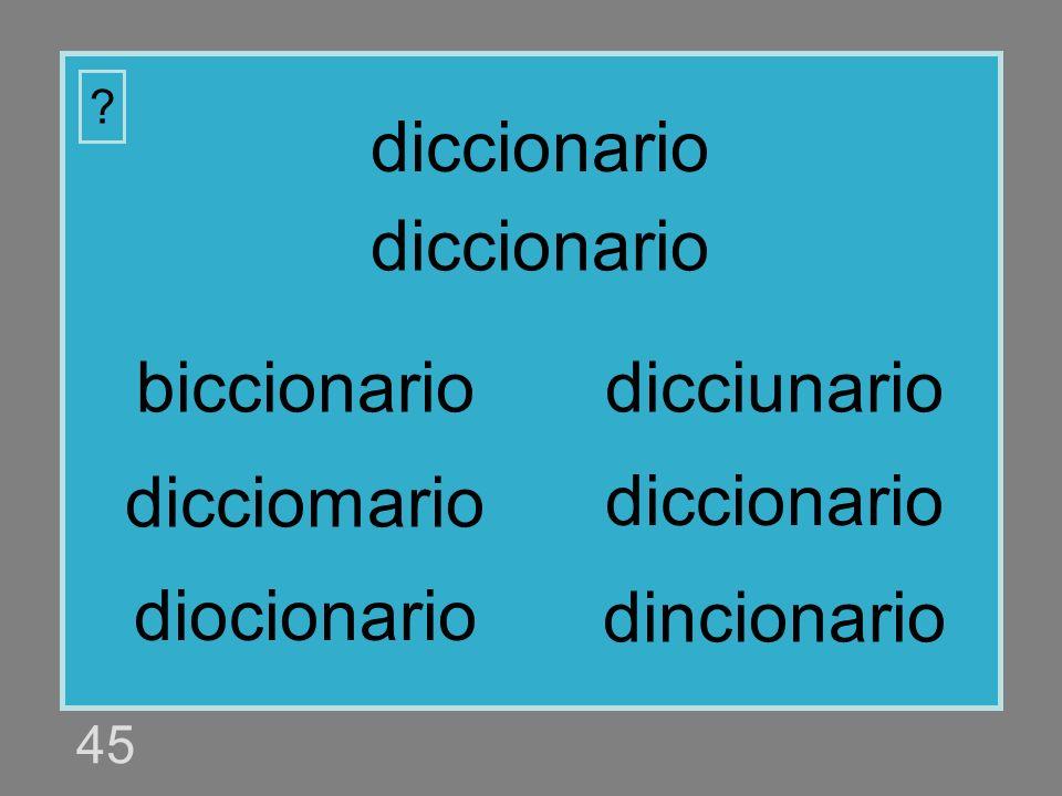 dictado ? dictedo bictado dicfado diotado 46 dictabodictado