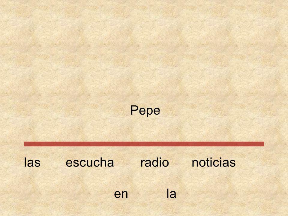 …………… Pepeescuchanoticiasradiolas enla 20