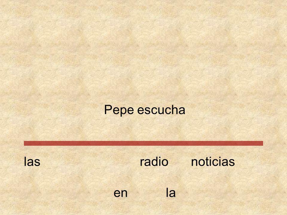 Pepe escuchanoticiasradiolas enla
