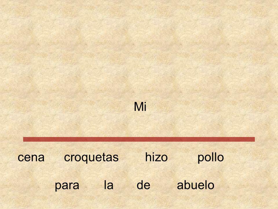 …………… Microquetaspollohizo abueloladepara cena 12