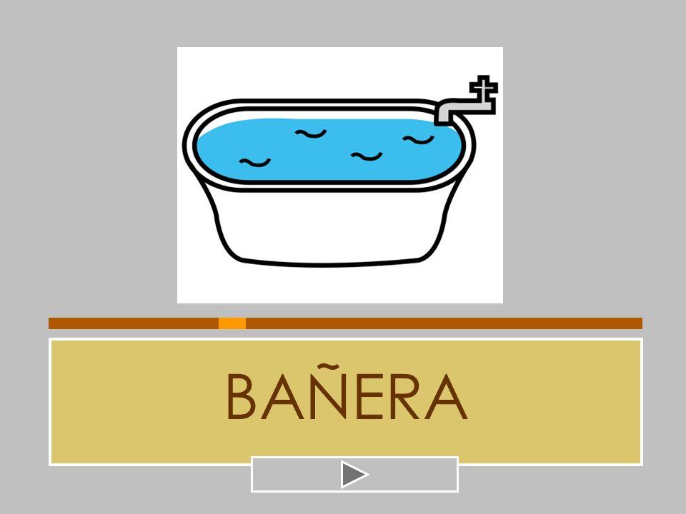 BAÑERA BANDERA BALLENA BAÑERA LEÑERA SEÑORA BARRERA