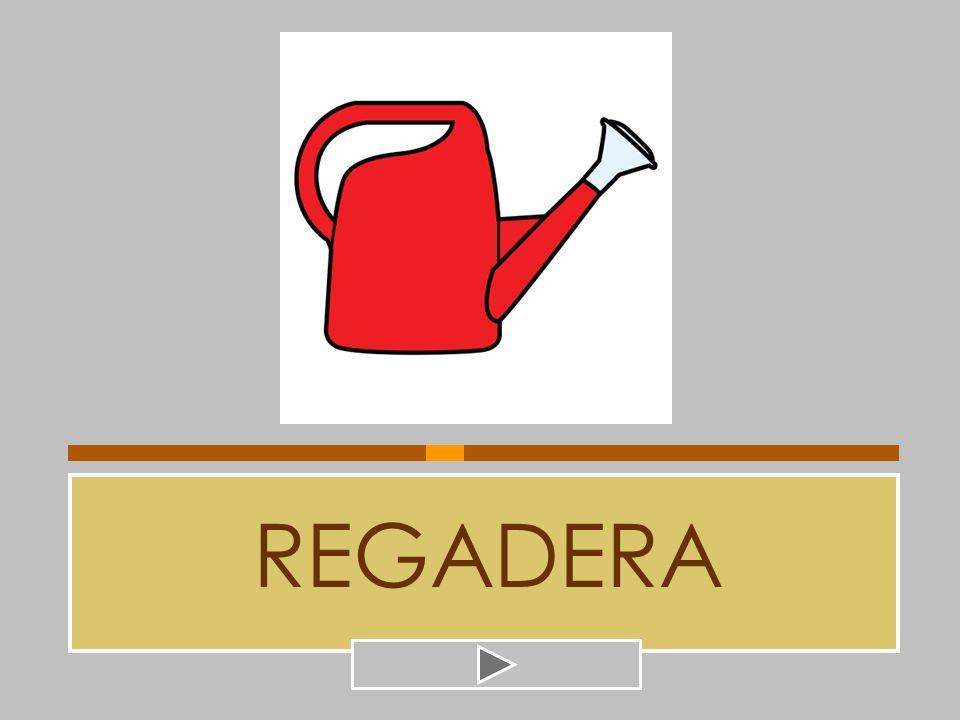 REGADERA ROEDORA RECADERA SUDADERA LAVADORA REGADERA SEGADORA