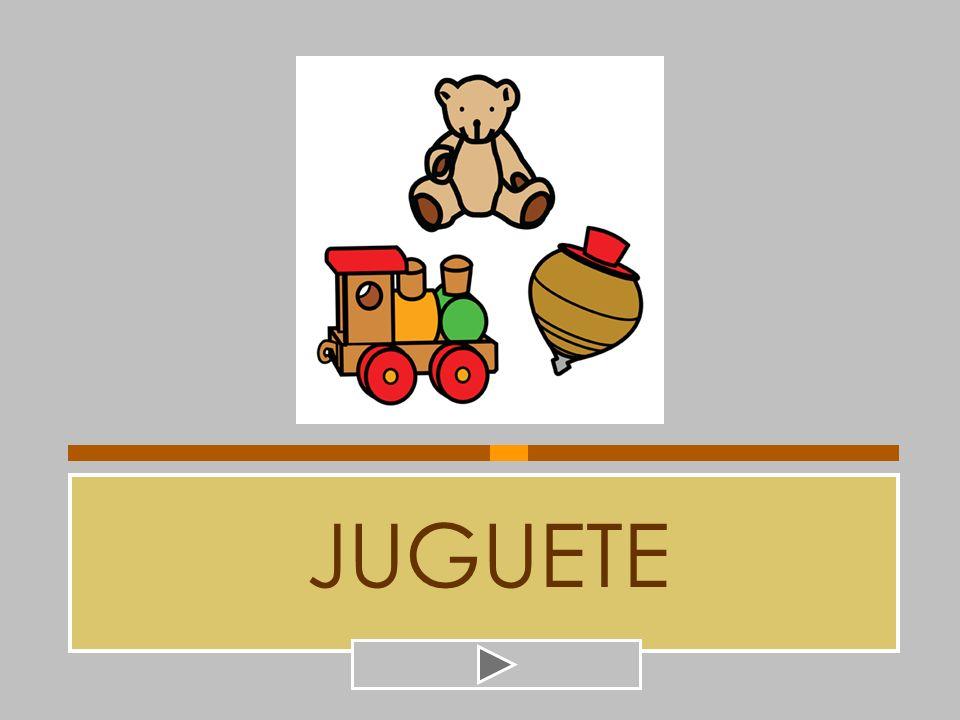 JUGUETE JUANETE PIQUETE VOLQUETE MOJETE JUGUETE ZOQUETE