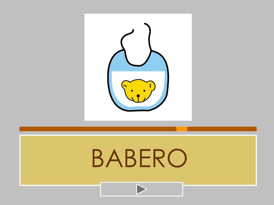 BABERO VIVERO SALERO BARBERO BABERO CARNERO CASERO