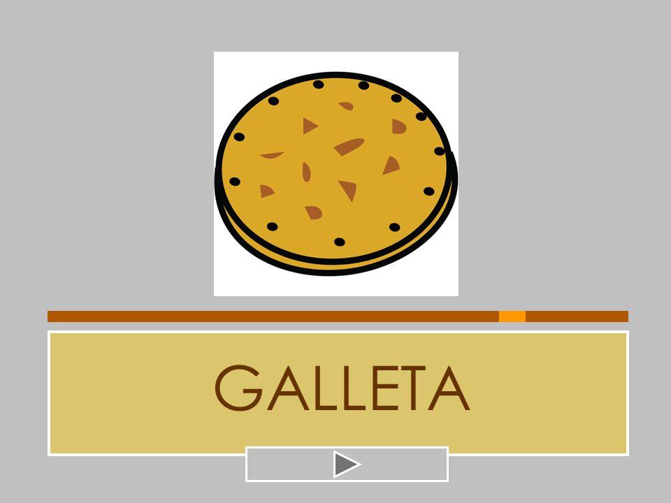 GALLETA GALLINA CALLEJA CARETA GASEOSA PAELLA
