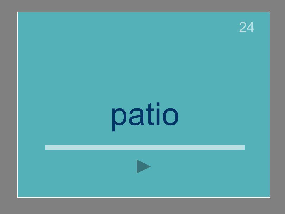 patio 24