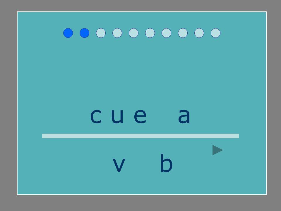 c u b o v b