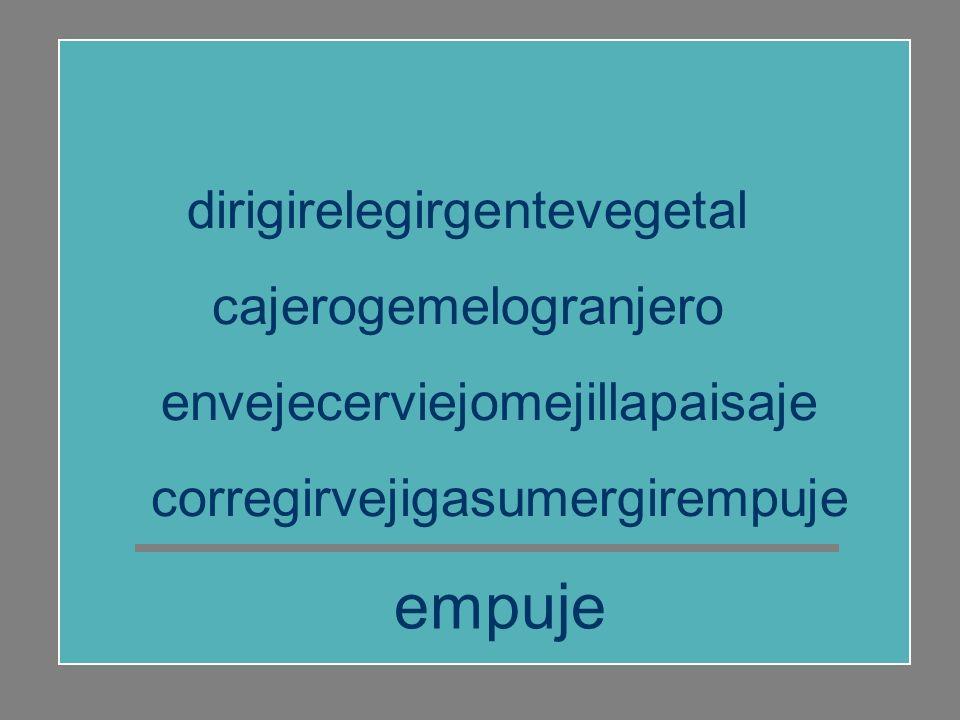 Encuentra la palabra en la sopa de letras