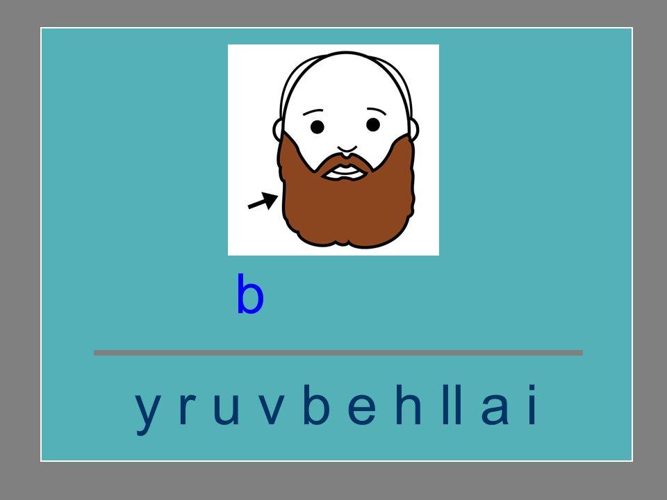 y r u v b e h ll a i b a r b a