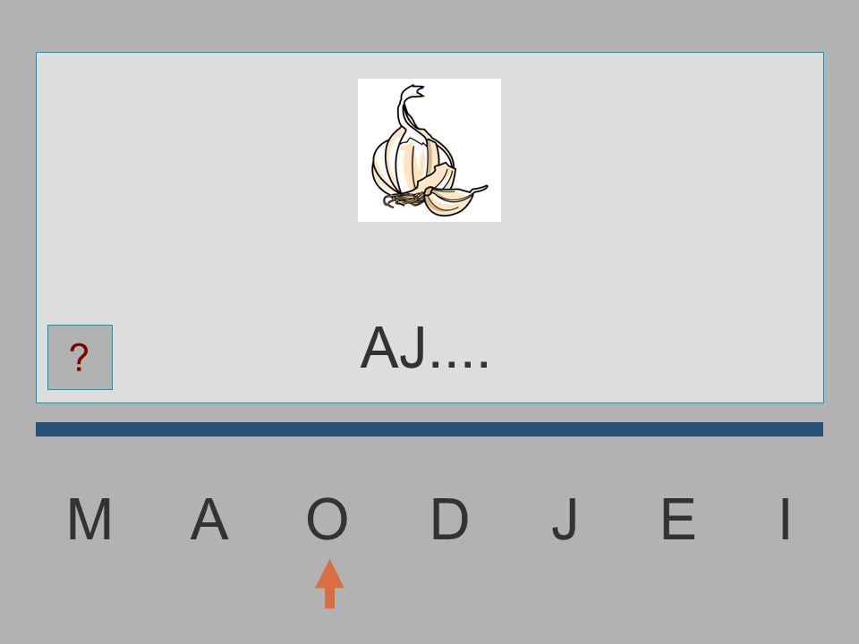 M A O D J E I A....... ?