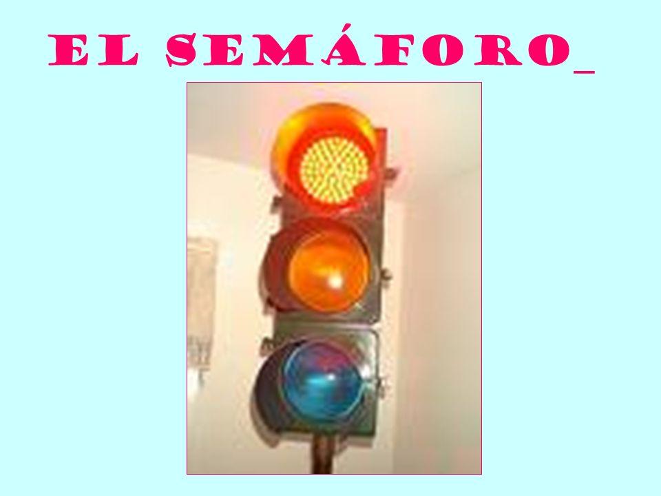 El semáforo_