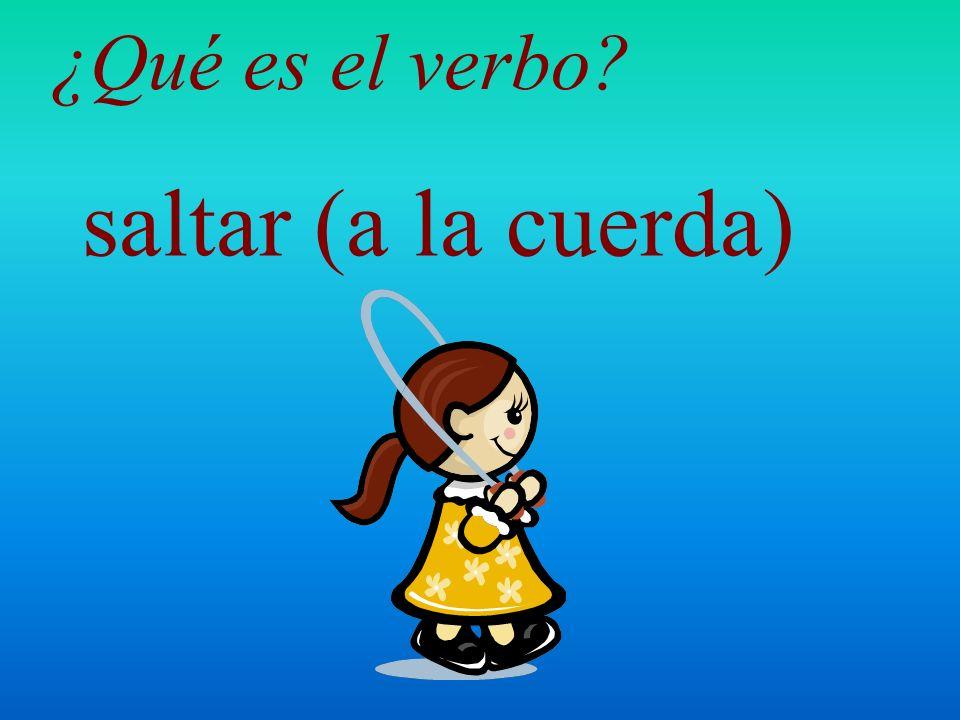 coleccionar ¿Qué es el verbo?