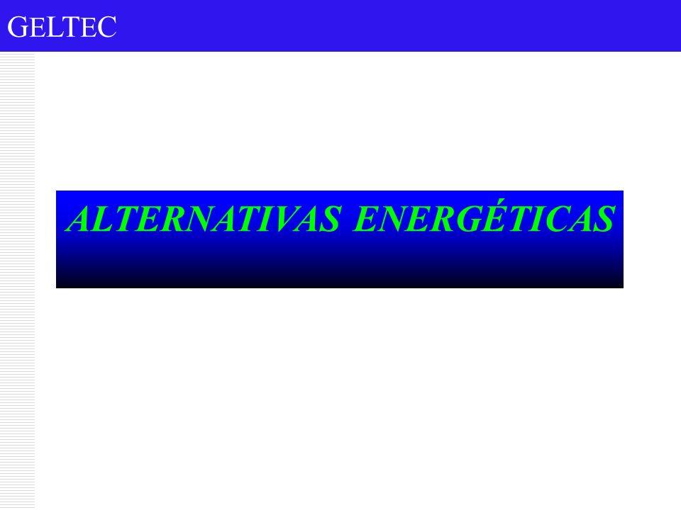 G E LT E C ALTERNATIVAS ENERGÉTICAS