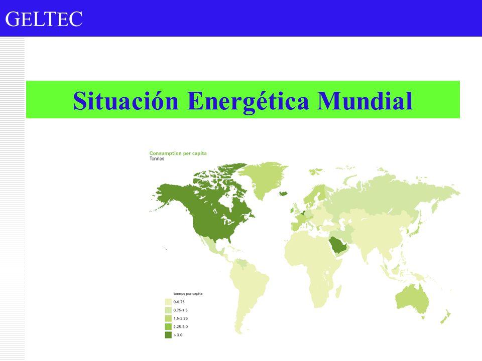 G E LT E C Reservas de deuterio y energía fósil