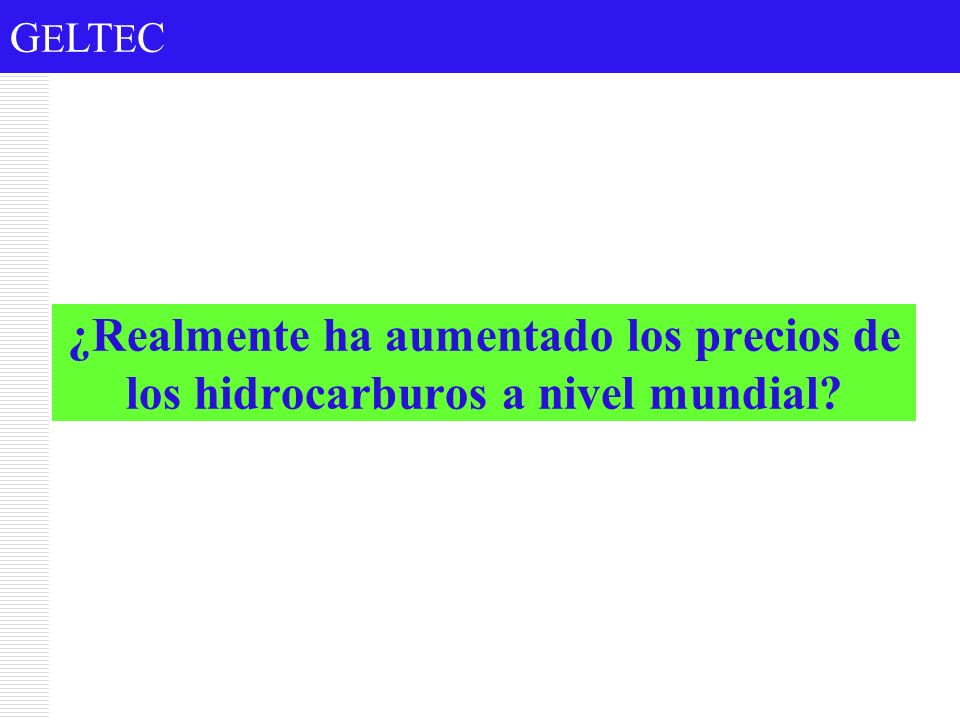 G E LT E C Fuente: C. Roldán GELTEC. ITCR