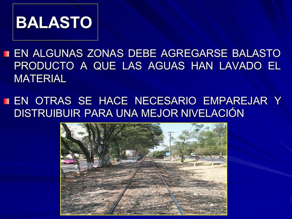 DRENAJES EL SISTEMA DE EVACUACION ESTA EN BUENAS CONDICIONES.