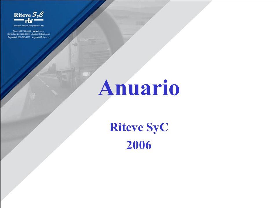 Anuario Riteve SyC 2006
