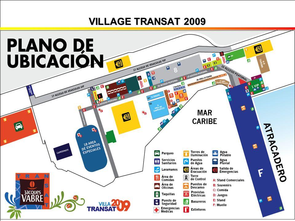 VILLAGE TRANSAT 2009
