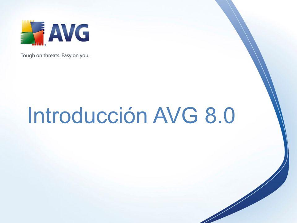 Introducción AVG 8.0