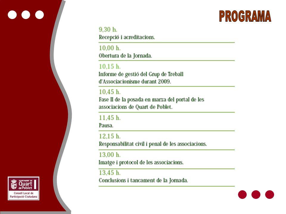 PresentaciónHistoriaHazte socioOrganización Dónde estamos Proyectos Servicios/Actividades NoticiasAgenda Fotogalerías DocumentosEnlacesParticipa.