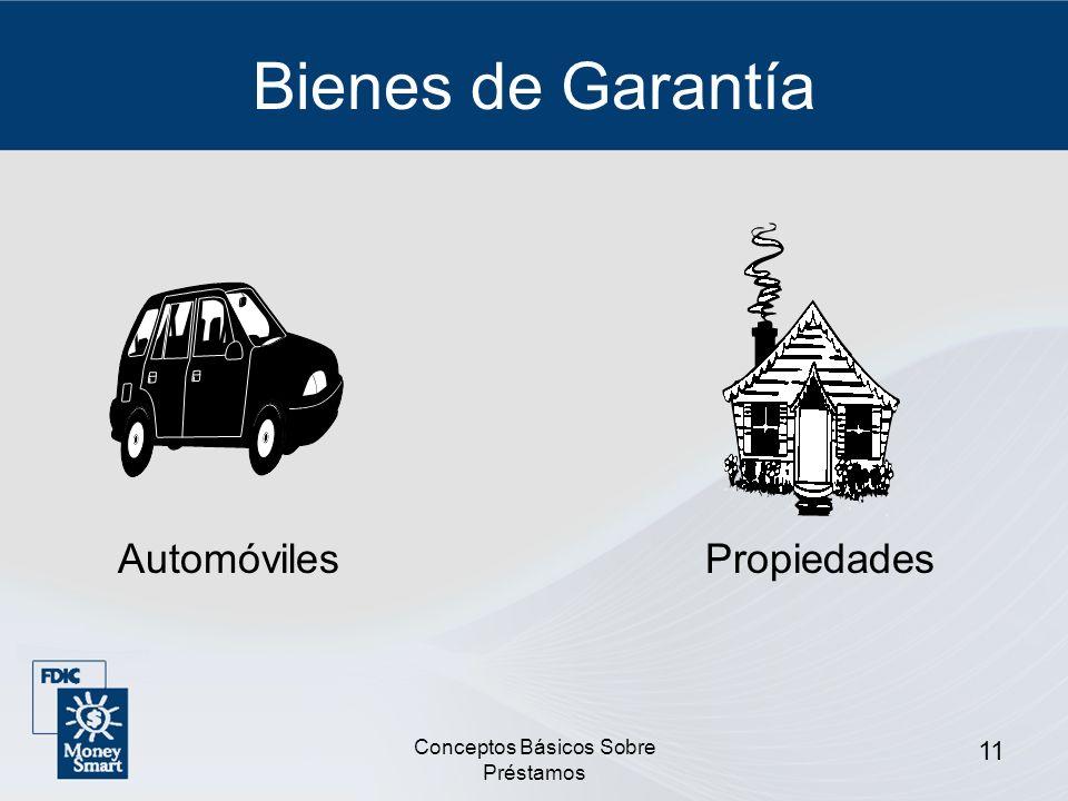 Conceptos Básicos Sobre Préstamos 12 Tipos de Préstamos Préstamos en cuotas para consumidores Tarjetas de crédito Préstamos para vivienda
