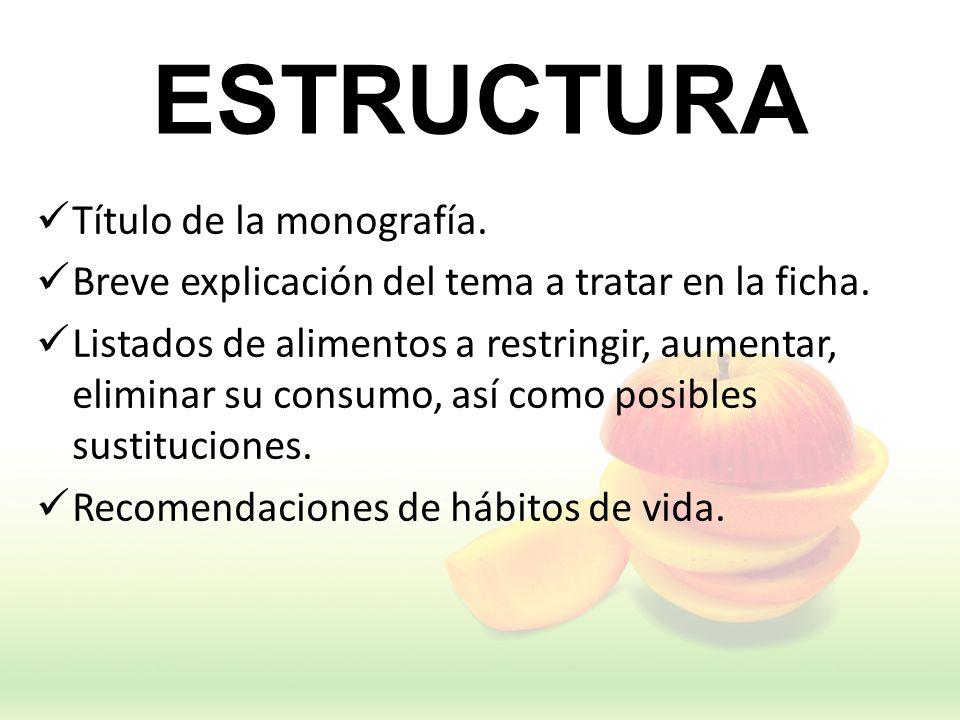 INFORMACIÓN Fruto de la revisión de trabajos científicos, por parte de la Vocalía de Alimentación y consensuada desde el Departamento de Fisiología de la Universidad de Murcia, coordinado por el Profesor Salvador Zamora.