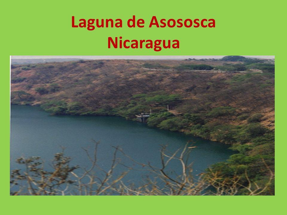 La Laguna de Asososca está ubicada al Oeste de la ciudad de Managua Managua fundada con el nombre de Leal Villa de Santiago de Managva es la actual capital de Nicaragua, ubicada en Centroamérica entre Costa Rica y Honduras.