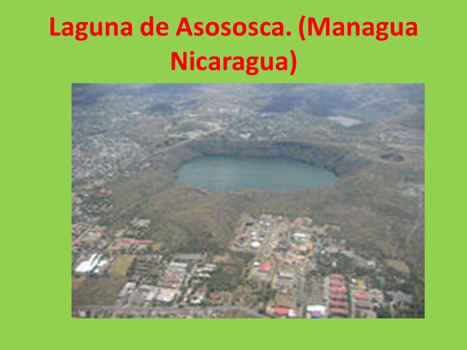 Laguna de Asososca. (Managua Nicaragua)