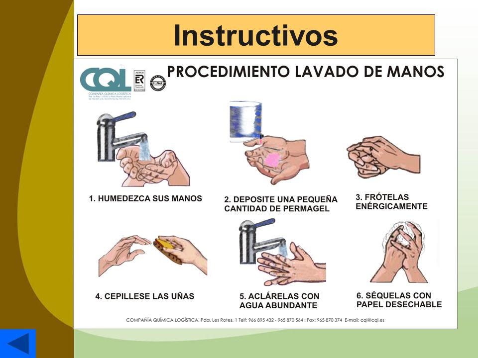 Instructivos