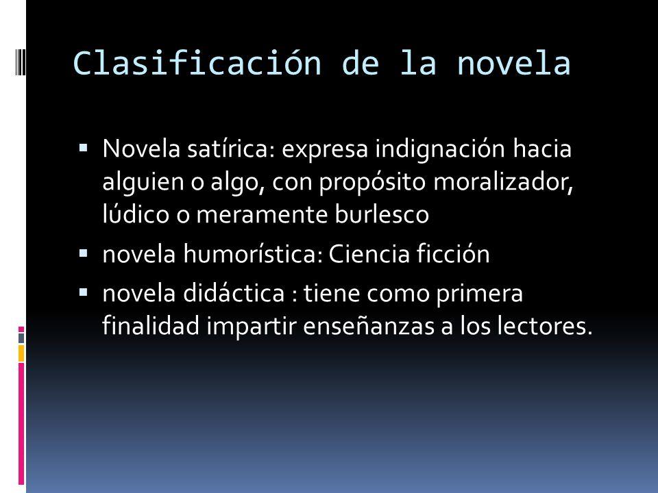 Características de la novela Una narrativa extensa: las novelas tienen, generalmente, entre 60.000 y 200.000 palabras, o de 300 a 1.300 páginas. El re