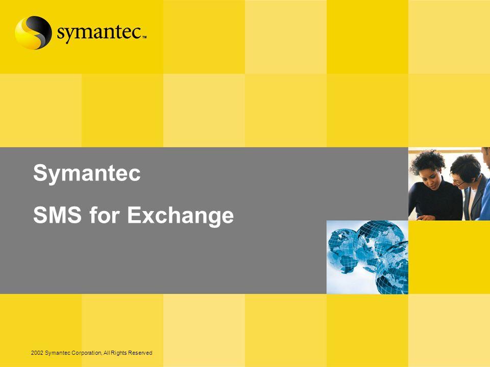 2002 Symantec Corporation, All Rights Reserved Preguntas?