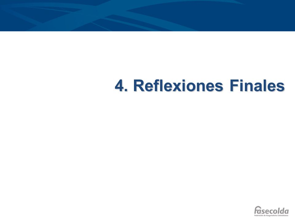 4. Reflexiones Finales