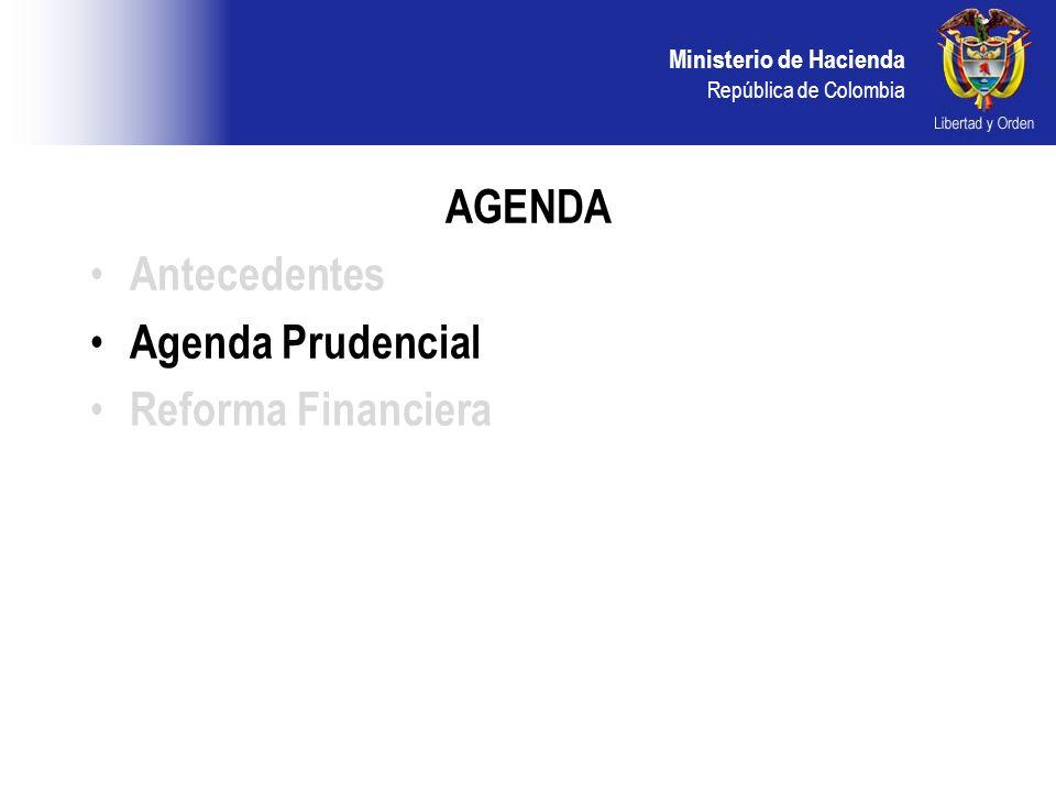 Ministerio de Hacienda República de Colombia Corte Constitucional.