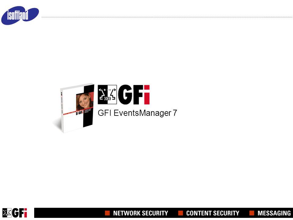 Que mas obtengo con GFI EventsManager.
