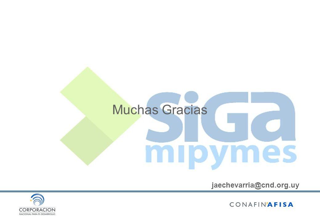 Muchas Gracias jaechevarria@cnd.org.uy