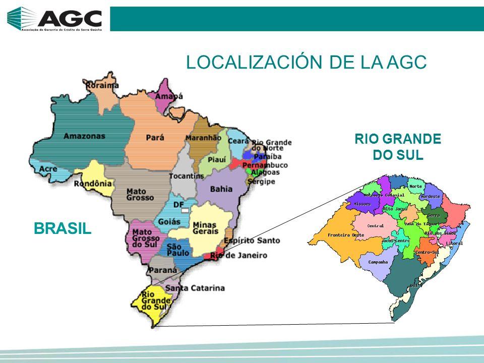 AREA DE ACTUACIÓN AREA DE ACTUACIÓN Los 33 municípios del Corede Sierra Gaucha.