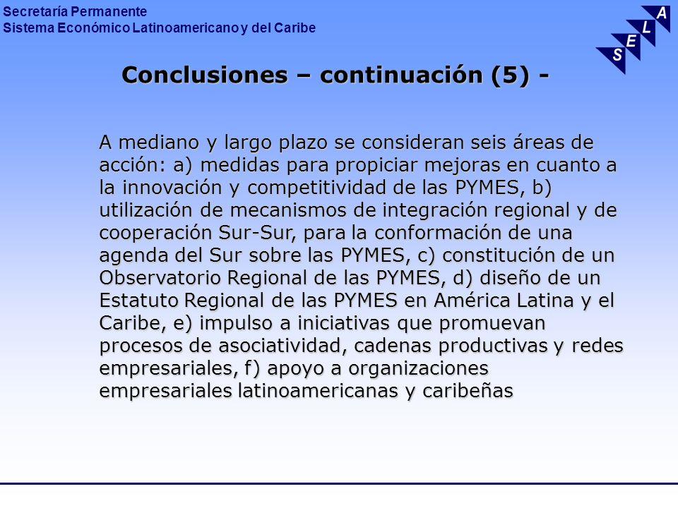 Secretaría Permanente Sistema Económico Latinoamericano y del Caribe Sistema Económico Latinoamericano y del Caribe (SELA) Programa SELA- IBERPYME Gonzalo Capriles gcapriles@sela.org www.sela.org www.iberpymeonline.org